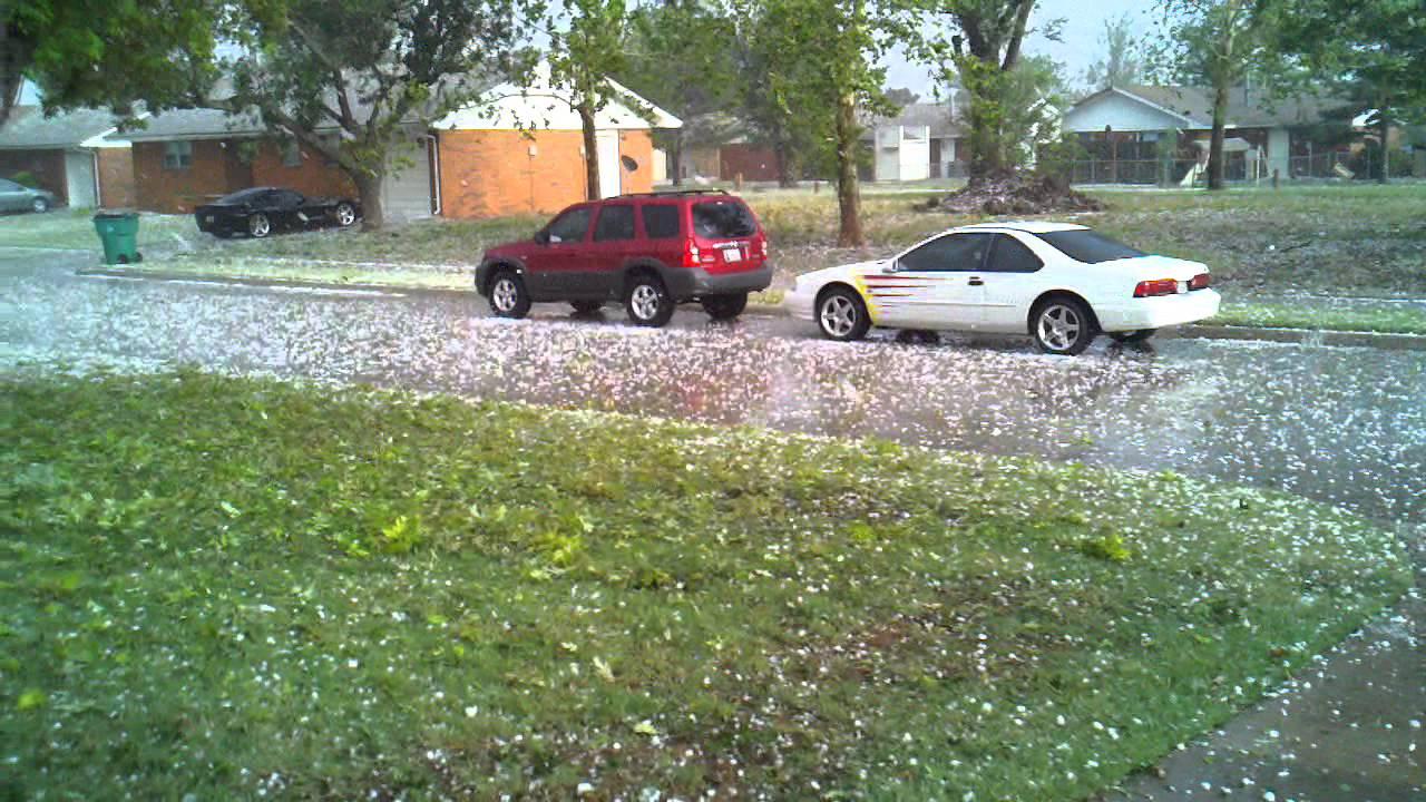 altus afb hail event  altus afb hail event 16 2011