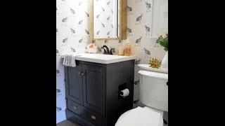 Посмотрите пример ремонта дачного туалета