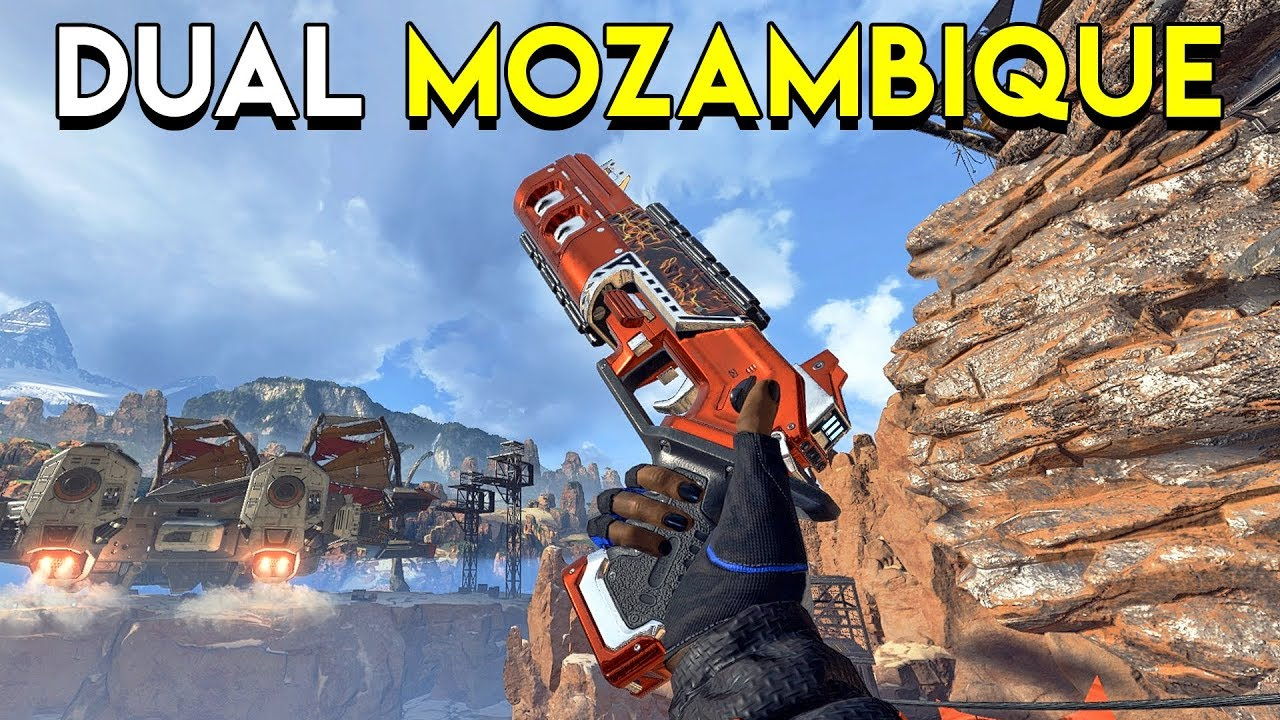 Dual Mozambique - Apex Legends thumbnail