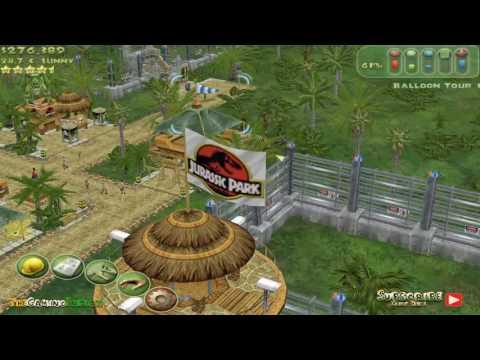 Jurassic Park : Operation Genesis | Part 8 | Expansions (2/2) | TheGamingIndian