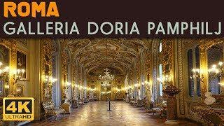 ROMA - Galleria Doria Pamphilj 4K