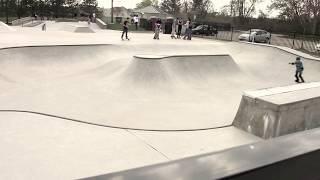 Kid On Vacation - Connor skateboarding sk8 GO PRO HERO 2 CAM GoPro Camera