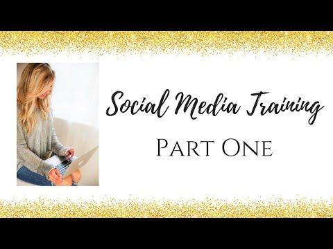 Social Media Tips for 2019 Part 1