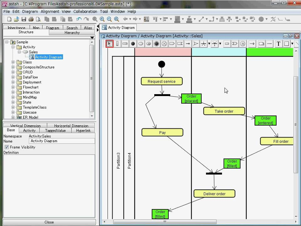 Astah activity diagram uml youtube astah activity diagram uml ccuart Choice Image