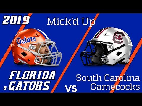 19.8 Florida vs South Carolina Mick'd Up Condensed