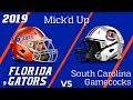 2019: #9 Florida Gators Vs. South Carolina Gamecocks
