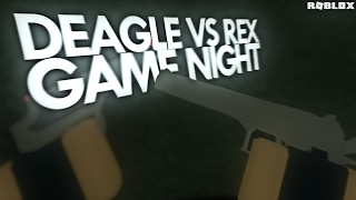 DEAGLE 44 vs. MP412 REX (OG Game Night) | ROBLOX Phantom Forces
