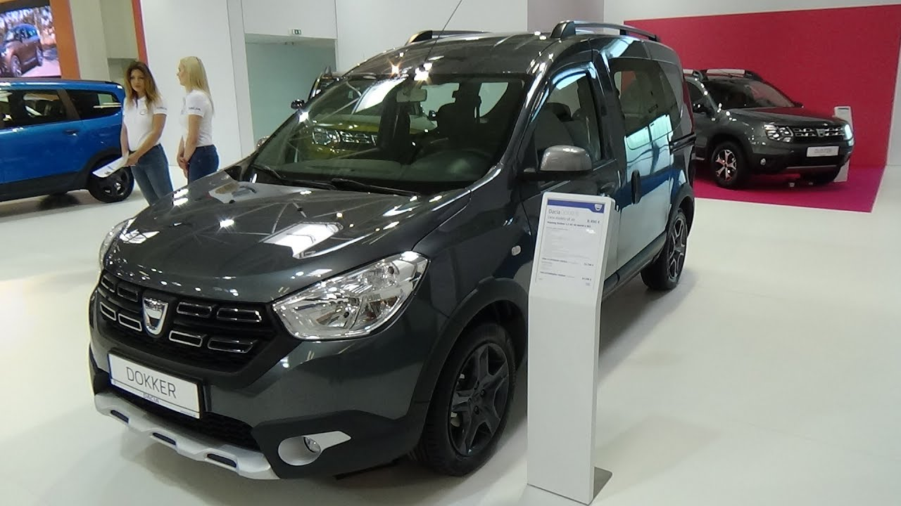 2017 dacia dokker stepway outdoor exterior and interior auto salon bratislava 2017 youtube - Dacia dokker interior ...