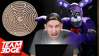 Five Nights at Freddy's Escape Room Challenge!!