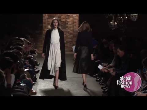 Billy Reid Fall / Winter 2013 Backstage Interview | Global Fashion News