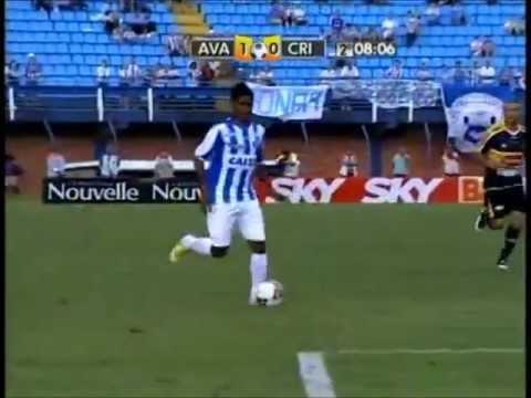 Avaí 1 x 1 Criciúma (Campeonato Brasileiro Série B 2012)