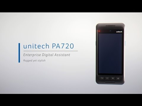 Introduction industrial Product pa720 Pda