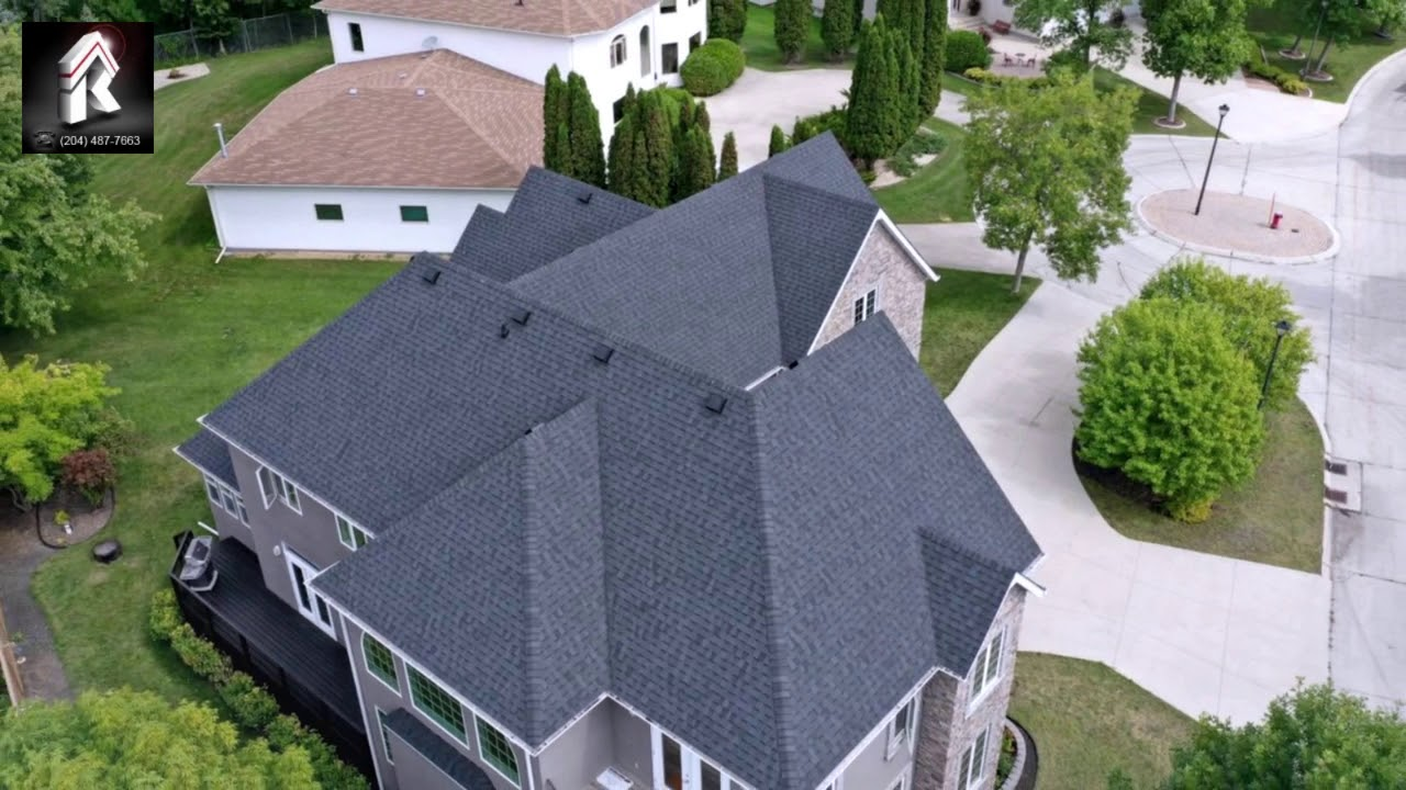 Roofco Re Roofing Home In Southdale Estates Winnipeg Mb