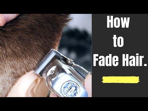 Men's Haircut Tutorial - How to Fade Hair - TheSalonGuy thumbnail