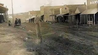 The ghost town of Quay, Oklahoma