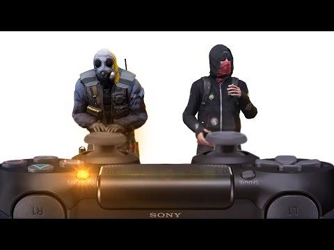 CS:GO Играю на геймпаде   Странный баг