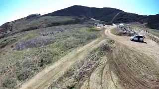 Tricopter Flight Compilation at Conejo Valley Flyers Field 1C