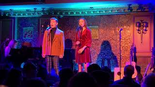Marry Me a Little - Anissa Perona and Josh Kahn (Feinstein's/54 Below)