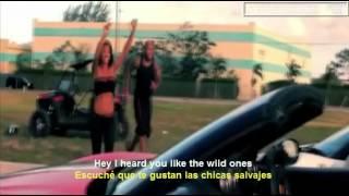 Flo Rida - Wild Ones ft. Sia Video Official Subtitulada En Español