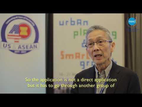 YSEALI Mentor Series: Urban Planning in Southeast Asia