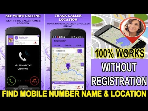 How To Trace Name Address Location Of Unknown Number Easily Track Phone Number