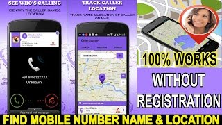 How Trace Name Address Location Unknown Number Easily Track Phone Number