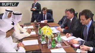 اتفاقية روسية كويتية في مجال الطاقة النووية