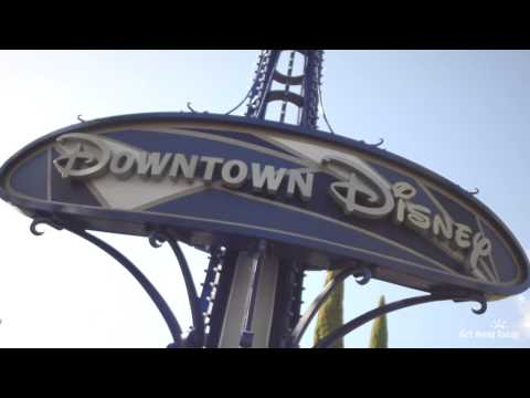 One Minute Guide to the Downtown Disney District at the Disneyland Resort