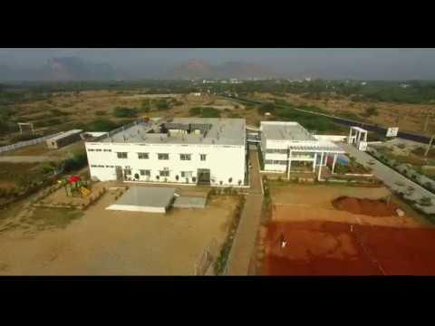 Shloka - A Birla School, Tirupati 360 Degrees school drone video