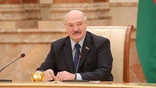 Лукашенко о цензуре: я категорический противник закрывать кому-то рот
