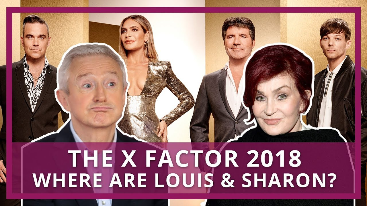 X Factor 2018 | Where Are Louis Walsh and Sharon Osbourne?