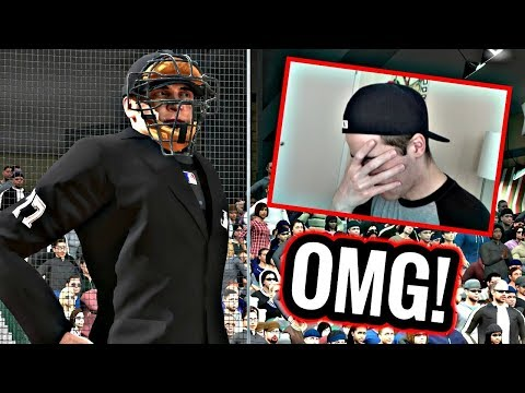 THE UMPIRE IS TROLLING!! 2 WINS AWAY FROM TROUT! MLB THE SHOW 17 BATTLE ROYALE