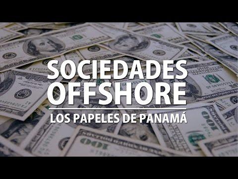 Los PAPELES de PANAMÁ - Qué son las SOCIEDADES OFFSHORE