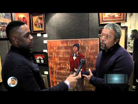 Harlem Fine Arts Show Part 1