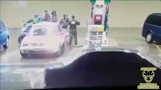 Two Examples Show Us the Dangers of Armed Robberies at Gas Stations