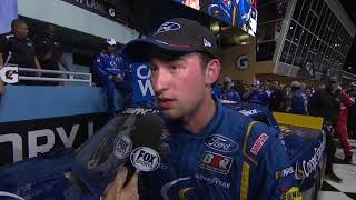 Chase Briscoe wins first career Camping World Truck Series race at Miami