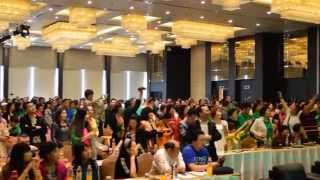Freedom LIFE Team var til stede: UFUN Bangkok Global Seminar!
