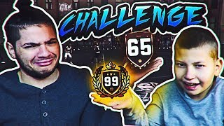 1v1 JAYDEN VS MINDOFREZ!! 60 OVERALL VS 99 OVERALL!! GAME OF THE YEAR OMG 😱!!(MUST WATCH) NBA 2K18!