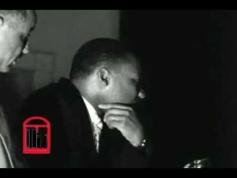 Dr. MLK, Jr. at First Baptist Church on 21 May 61