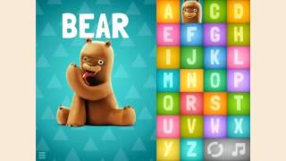 Говорящая азбука  Учим английский алфавит для самых маленьких  Для детей 3 6 лет  2 mp4
