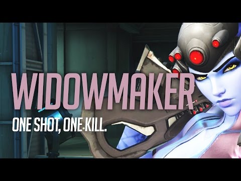 Overwatch - Widowmaker Guide - One Shot, One Kill! (Tips and Advice)