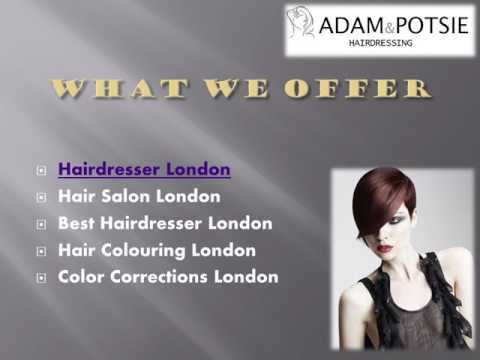ADAM & POTSIE Hairdressing