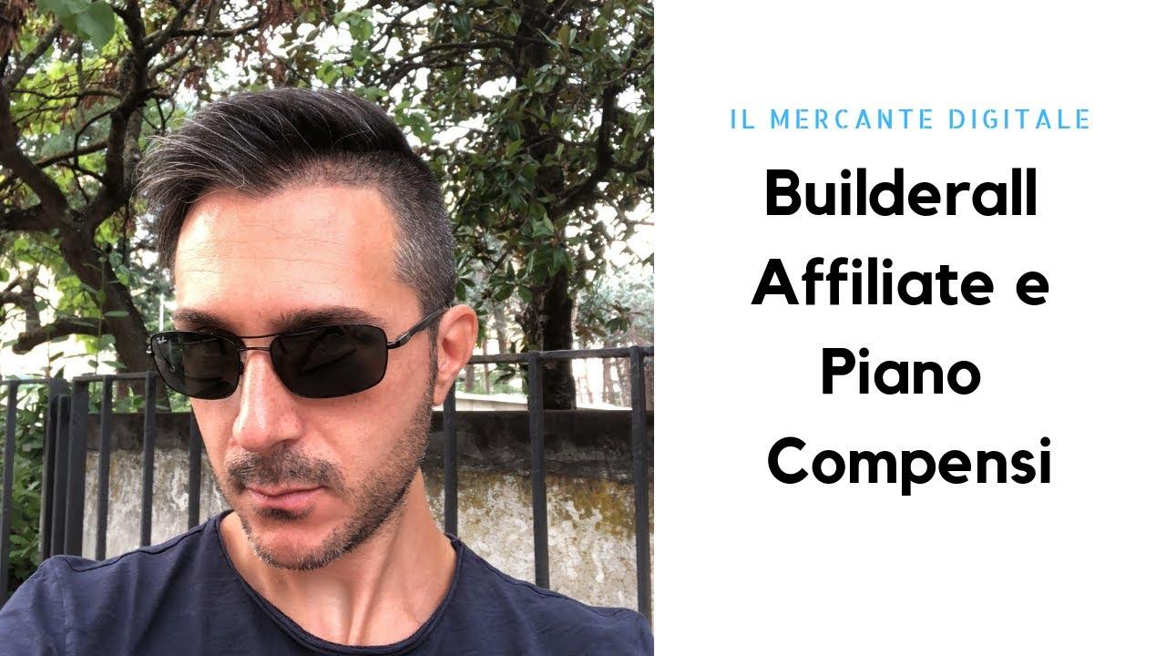 Builderall Affiliate e Piano compensi