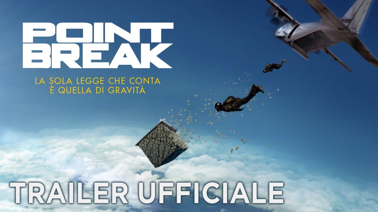 Point Break - Trailer italiano ufficiale #1 [HD]
