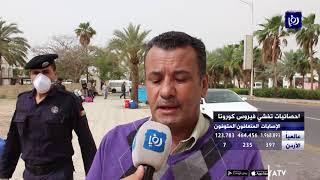 تسهيل عودة المواطنين العالقين في العقبة قبل الحظر إلى مدنهم وقراهم 14/4/2020