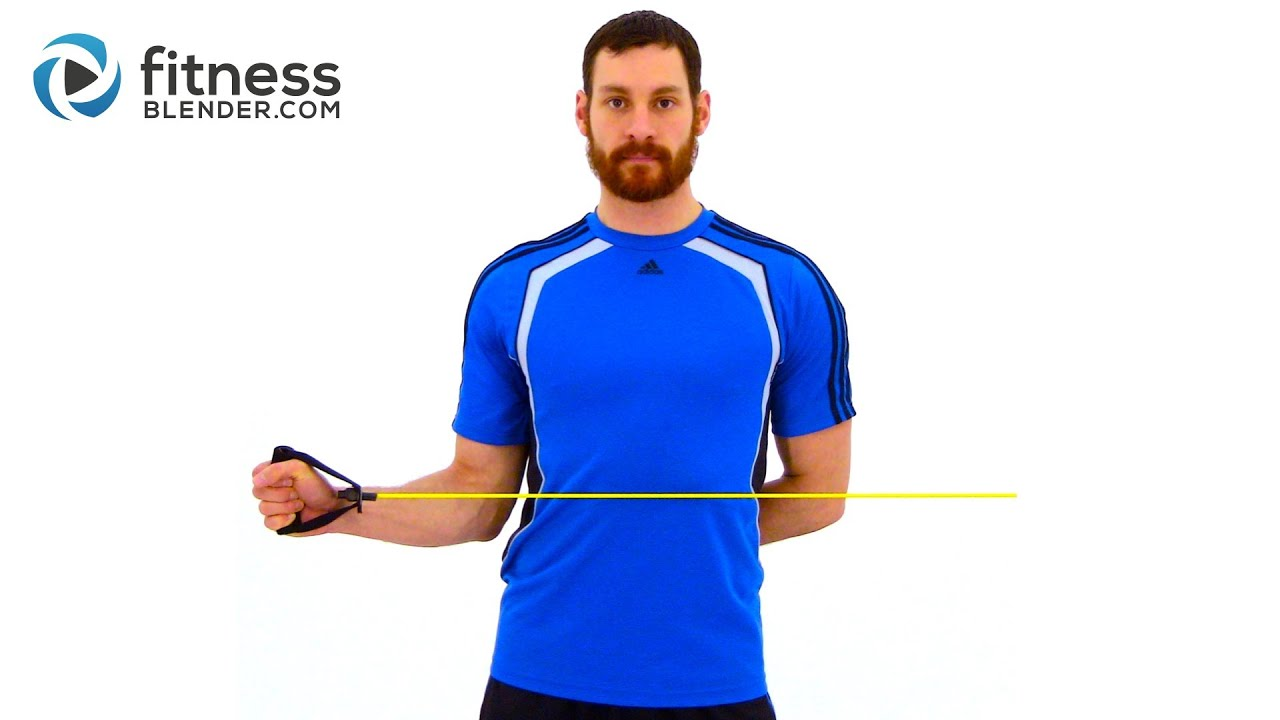 Rotator Cuff Workout - Rotator Cuff Exercises for Injury ...