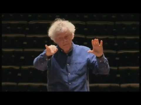 Simon Rattle:  The Making of a Maestro (Music Documentary)