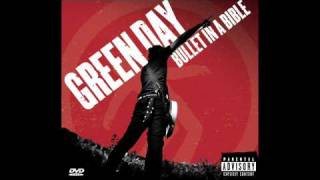 Green Day - Bullet in a Bible - Minority (Only Audio) - HD (High Definition)