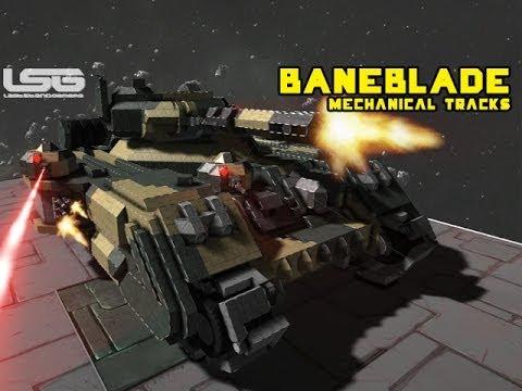 space engineers baneblade imperial guard warhammer 40k