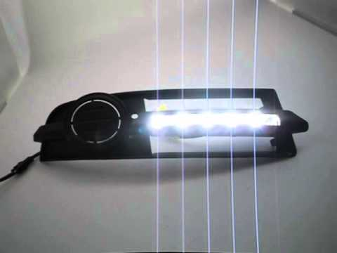 led tagfahrlicht audi a6 4f s line sto stange by sw tuning. Black Bedroom Furniture Sets. Home Design Ideas